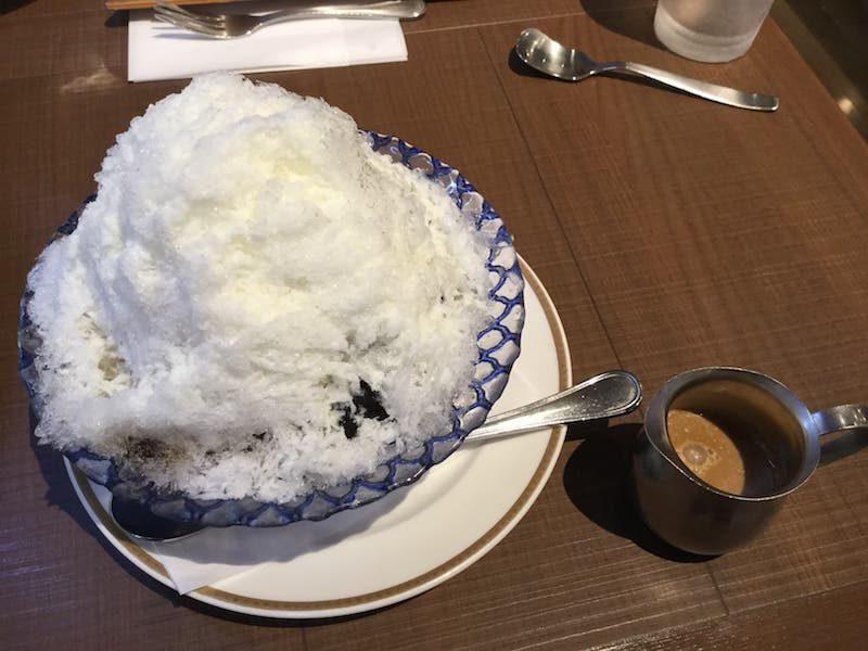 広島 かき氷