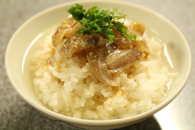 鯛茶漬け レシピ