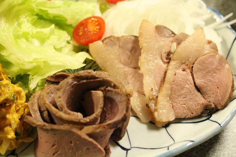 猪肉 ロースト