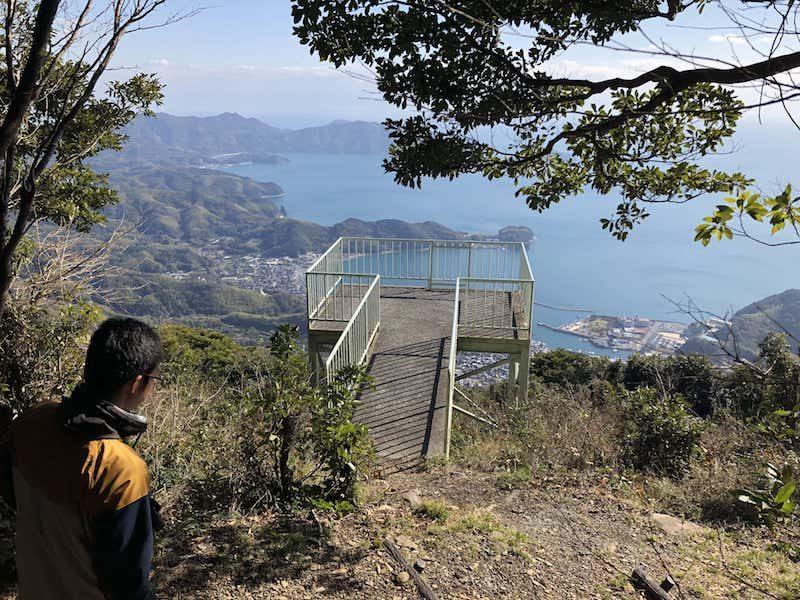 周防大島 嵩山