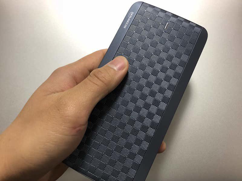 モバイルバッテリー オススメ