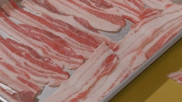 豚バラ 白菜